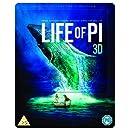 Life Of Pi [Blu-ray] [Import anglais]