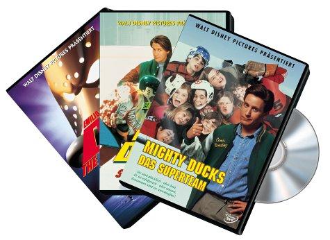 Mighty Ducks Dreier-Pack [3 DVDs]