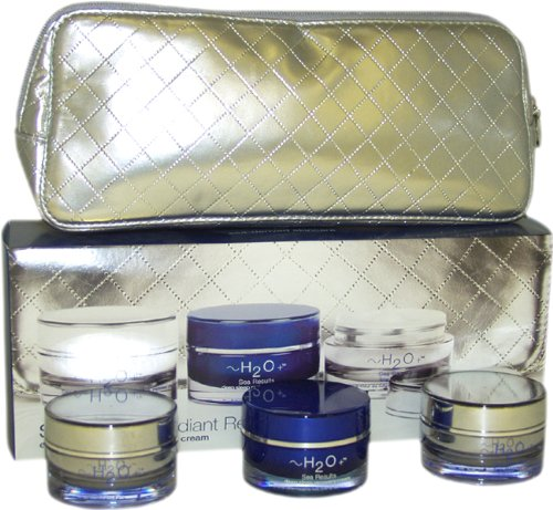 Sea Results Radiant Renewal Set By H2O+ for Unisex, 3 Count
