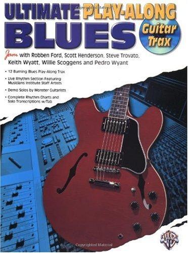 Ultimate Guitar Blues Play-Along (Guitar Trax)