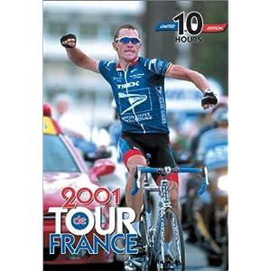 2001 Tour de France 10 hour Limited Edition movie