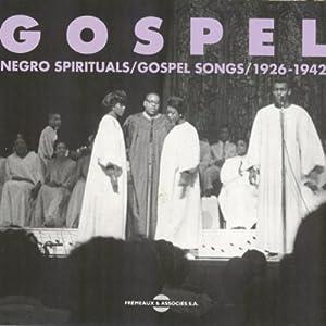 Various Negro Spirituals