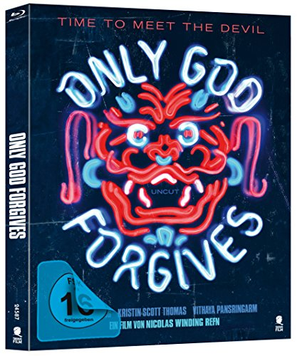 Only God Forgives (Limited Dragon Edition mit O-Card + Poster) [Blu-ray]