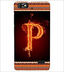 PrintDhaba GRANDbet P D-2544 Back Case Cover for HUAWEI HONOR 4C (Multi-Coloured)