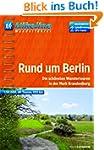Hikeline Wanderf�hrer Rund um Berlin:...