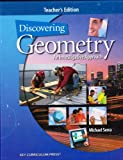 9781559538831: Discovering Geometry: An Investigative Approach, Teacher's Edition (Discovering Mathematics)
