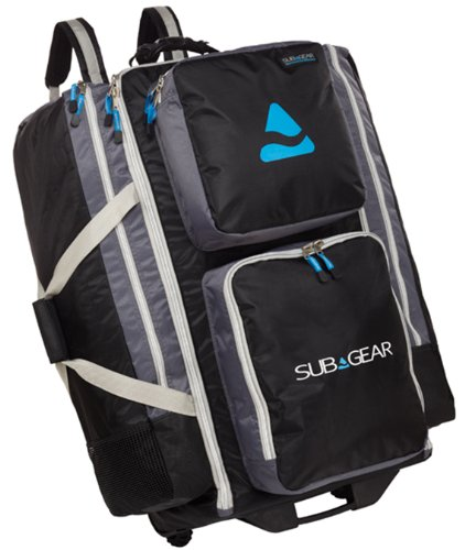 Discount subgear by scubapro scuba diving roller backpack - Discount dive gear ...