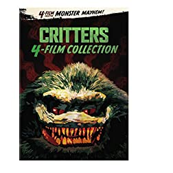 4 Film Favorites: Critters 1-4