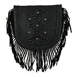 Colors Inc. Women's Party Sling Bag (Black) - VKBLSLNG-100010