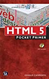 img - for HTML5 Pocket Primer book / textbook / text book