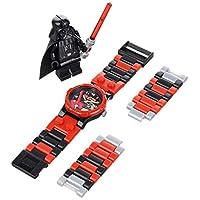 [レゴ ウォッチ]LEGO WATCH 腕時計 StarWars スター・ウォーズ Darth Vader 2907 STW DV [正規輸入品]