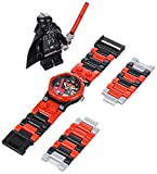 "LEGO Kids 9002908 ""Star Wars"" Watch With Dark Vader Minifigure"