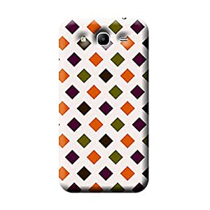 Garmor Check Design Plastic Back Cover For Nokia Lumia 1520 (Check - 7)
