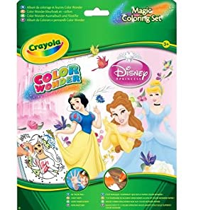 Crayola 55503DM - Color Wonder Princess