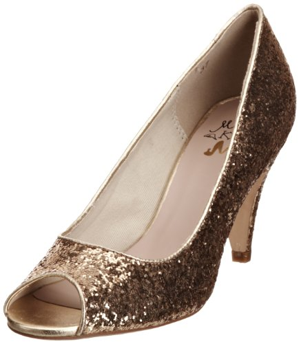 Miss KG Women's Tallulah Gold Open Toe 2661561769 3 UK