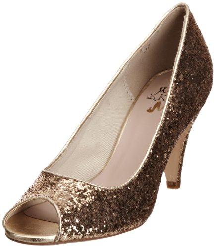 Miss KG Women's Tallulah Gold Open Toe 2661561769