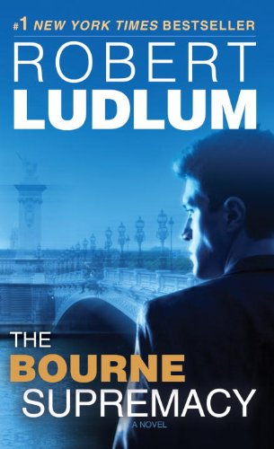 Cover of The Bourne Supremacy (Bourne Trilogy, Book 2)