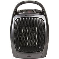 Igenix IG9030 1800W PTC Ceramic Fan Heater (Silver)