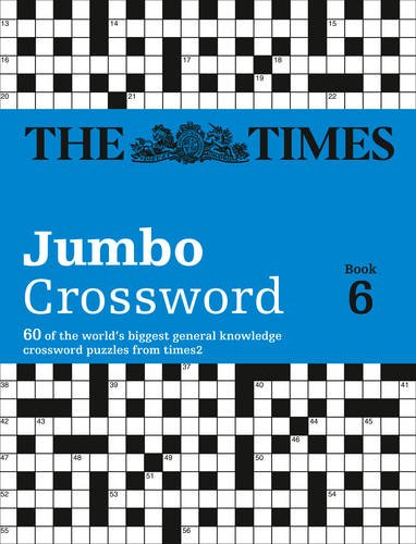 The Times 2 Jumbo Crossword 6 PDF