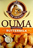 Ouma Buttermilk rusks 6x500g