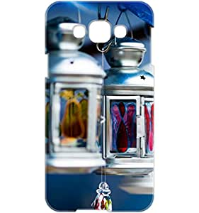 a AND b Designer Printed Mobile Back Cover / Back Case For Samsung Galaxy E7 (SG_E7_3D_2879)