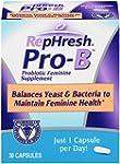 RepHresh Pro-B Probiotic Feminine Sup...