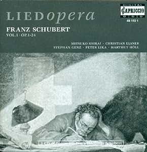Lieder Vol. 1 - Opp. 1-24