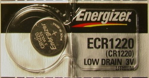 Energizer CR 1220 3 v Lithium Watch Battery