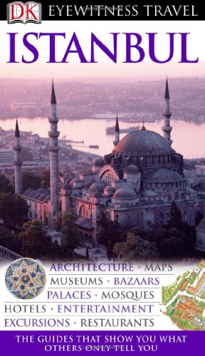 DK Eyewitness Travel Guide to Istanbul