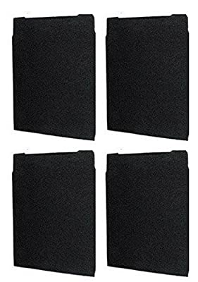 Activated Charcoal Carbon Pre-Filter Replacement for Whirlpool 8171434K Large Air Purifier 4-Pack