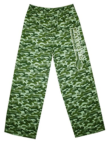 Nfl Atlanta Falcons Youth Sleepwear / Pajama Pants 10/12 Camo