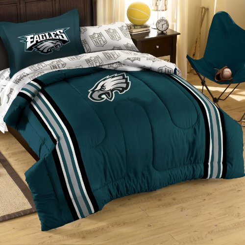 NFL Philadelphia Eagles Bedding Set, Twin at Amazon.com