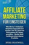 Image de Online Geld verdienen: Affiliate Marketing für Einsteiger: Wie Sie in 7 einfachen Schritten finanzi
