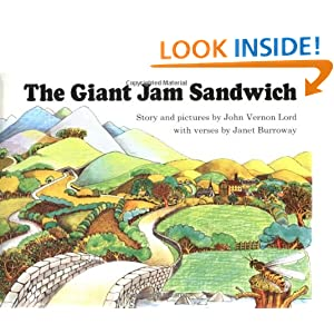 giant jam sandwich coloring pages - photo#2