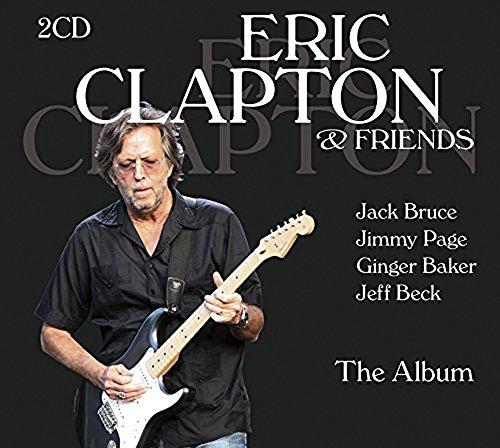 Eric Clapton & Friends - 44 Songs Album