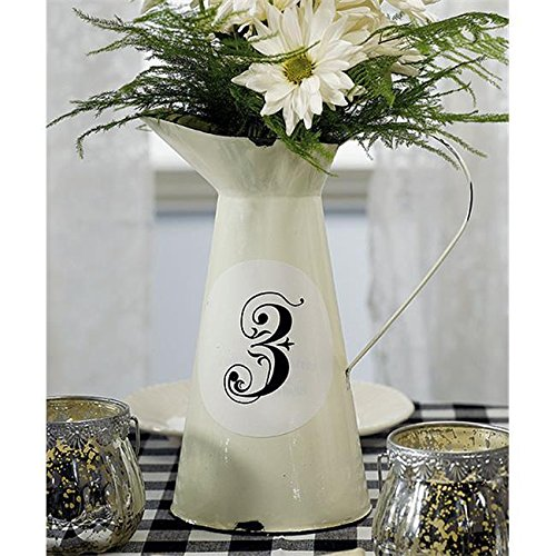 Weddingstar 9253 French Proven?al Style Enamel Pitcher /RM#G4H4E54 E4R46T32592403 (French Enamel Pitcher compare prices)