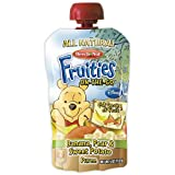 BEECHNUT FRUITIES BABY FOOD WINNIE THE POOH BANANA, PEAR & SWEET POTATO 4 OZ