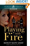 Playing with Fire (Crimson Romance)