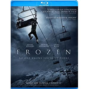 Frozen (DVD) Reviews