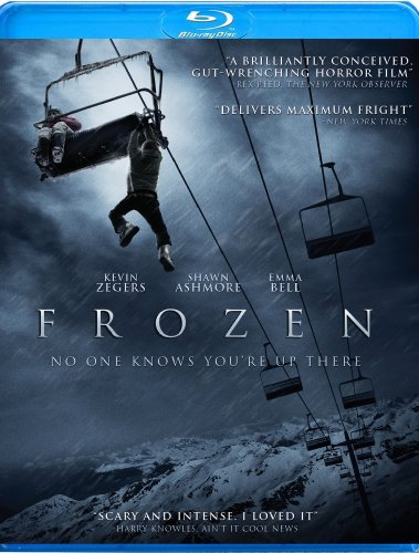 Frozen [Blu-ray] starring Shawn Ashmore