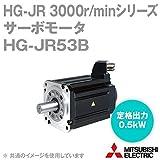 三菱電機 HG-JR53B サーボモータ HG-JR 3000r/minシリーズ 200Vクラス 電磁ブレーキ付 (低慣性・中容量) (定格出力容量 0.5kW) NN