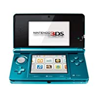 Nintendo 3DS - Aqua Blue by Nintendo