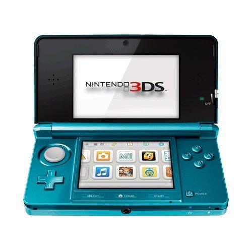 Nintendo 3DS – Aqua Blue image