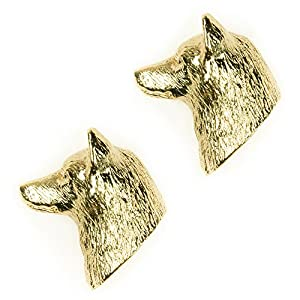 Amazon.com: SPITZ Made in U.K Artistic Style Dog Cuff Links Collection