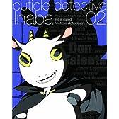 キューティクル探偵因幡 Vol.2 [Blu-ray]