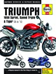Triumph 1050 Sprint ST, Speed Triple...