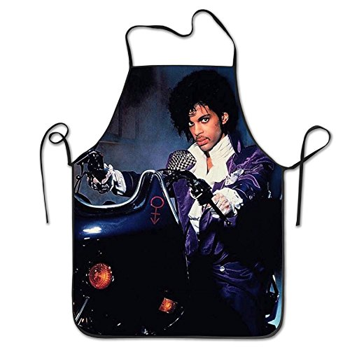 Cool Forever Prince Motor Bib Lockrand Apron Men Women Unisex Durable Comfortable Washable For Cooking Baking Kitchen Restaurant Crafting Easy Care (Dallas Cowboys Baking compare prices)