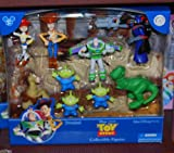 Disney Toy Story Buzz Woody Jessie Cake Topper Playset [Disney Theme Park Exclusive]