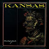 KANSAS masque LP Used_VeryGoodPZ 33806 Vinyl 1975 Record