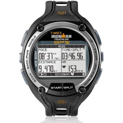 Timex Ironman GPS Global Trainer Watch